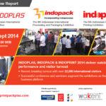 Post Show 2014 Indoplas, indoprint e Indopack. Imagen © Messe Düsseldorf Asia
