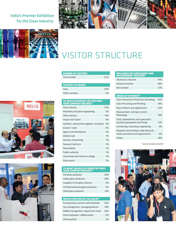 Report Glasspex 2015