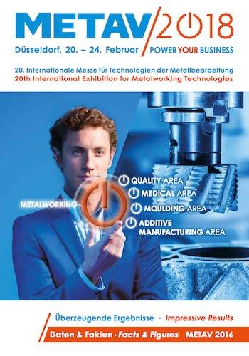 Informe post feria METAV 2016 Messe Dusseldorf España