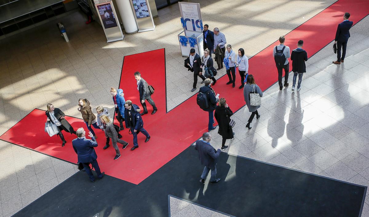 EuroCIS feria de tecnología para el retail. Resultados sorprendentes con la presentación de innovaciones y soluciones móviles, inteligencia artificial y realidad virtual para el retail.